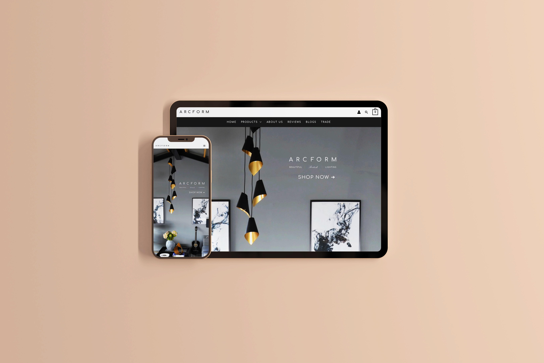 website design Hinckley